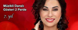 Nilgün Belgün'le Aşk ve Komedi Tiyatro afiş