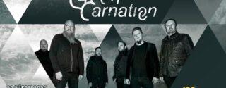 Green Carnation Konseri afiş