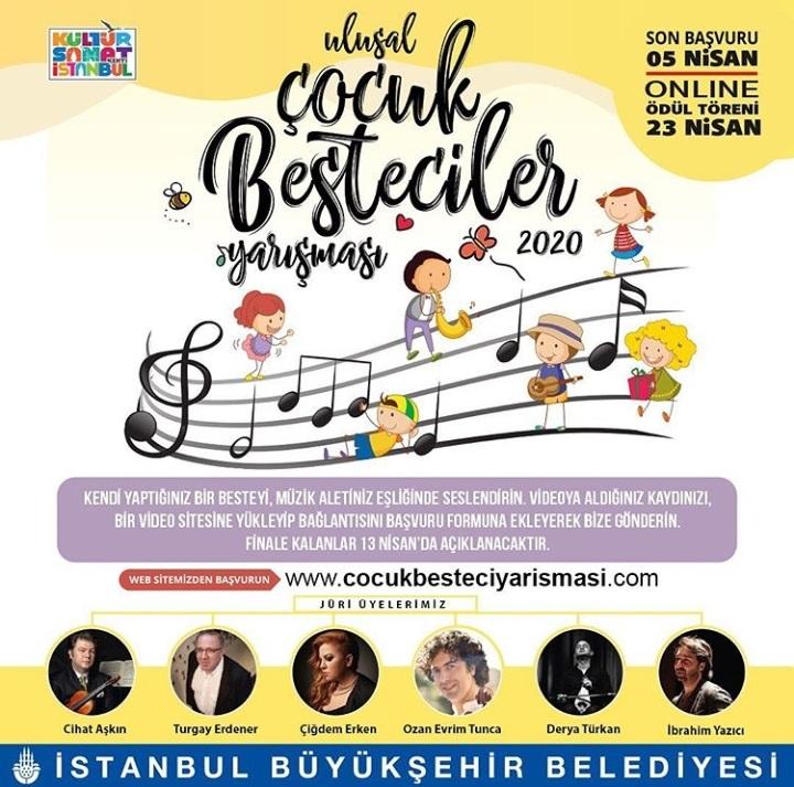 Ulusal Çocuk Besteciler Yarışması