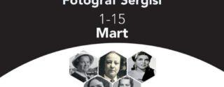 Cumhuriyet Kadınları Fotoğraf Sergisi afiş