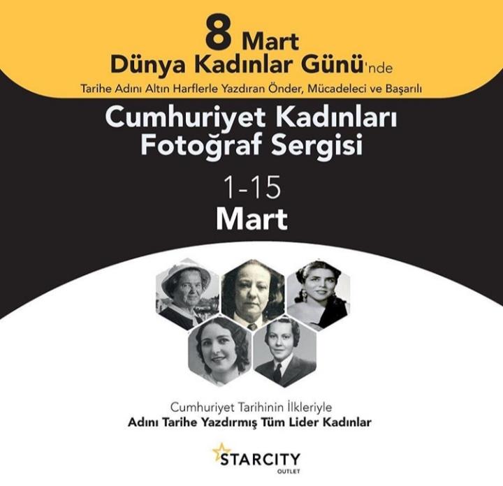 Cumhuriyet Kadınları Fotoğraf Sergisi