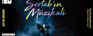 Sertab Erener – Sertab'ın Müzikali afiş