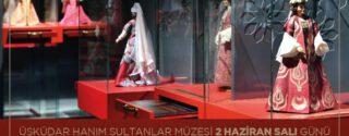 Hanım Sultanlar Müzesi afiş