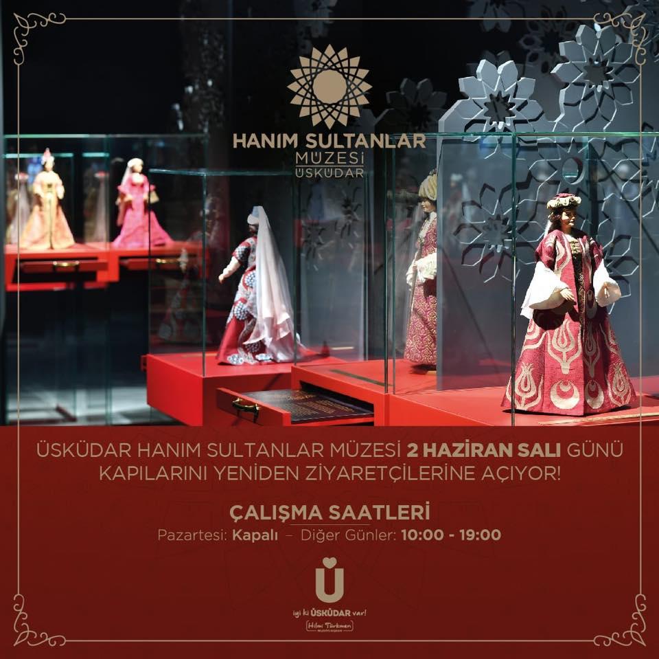 Hanım Sultanlar Müzesi