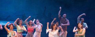İzmir'in Kızları Tiyatro afiş
