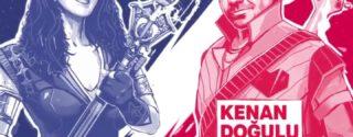 Red bull SoundClash – Kenan Doğulu X Sertab Erener Konseri afiş