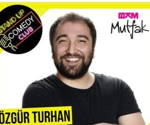 Özgür Turhan Stand Up Gösteri