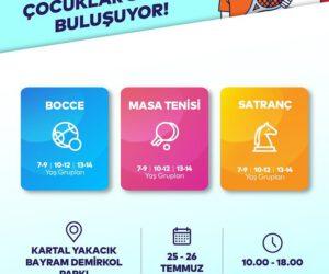 İstanbul Çocuk Yaz Etkinlikleri