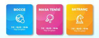 İstanbul Çocuk Yaz Etkinlikleri afiş