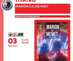 Marion İle Mehmet Tiyatro