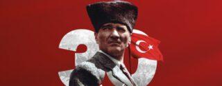 Zafer Yolu Sergisi afiş