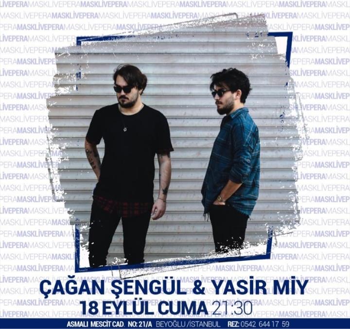 Çağan Şengül & Yasir Miy Konseri