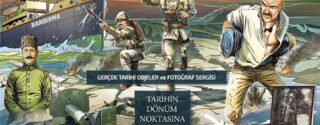 Çanakkale'den Cumhuriyet'e Fotoğraf Sergisi afiş