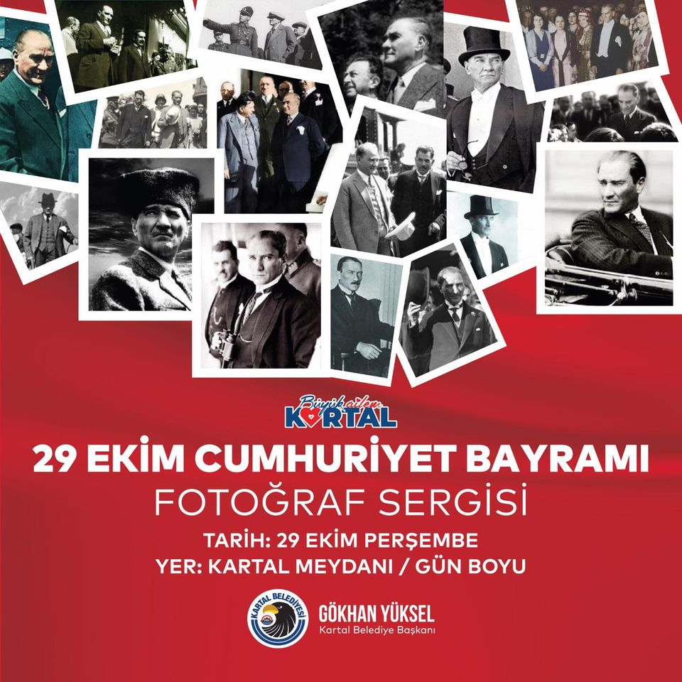 29 Ekim Cumhuriyet Bayramı Sergisi