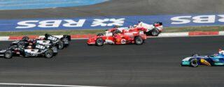 Formula 1 Turkish GP afiş