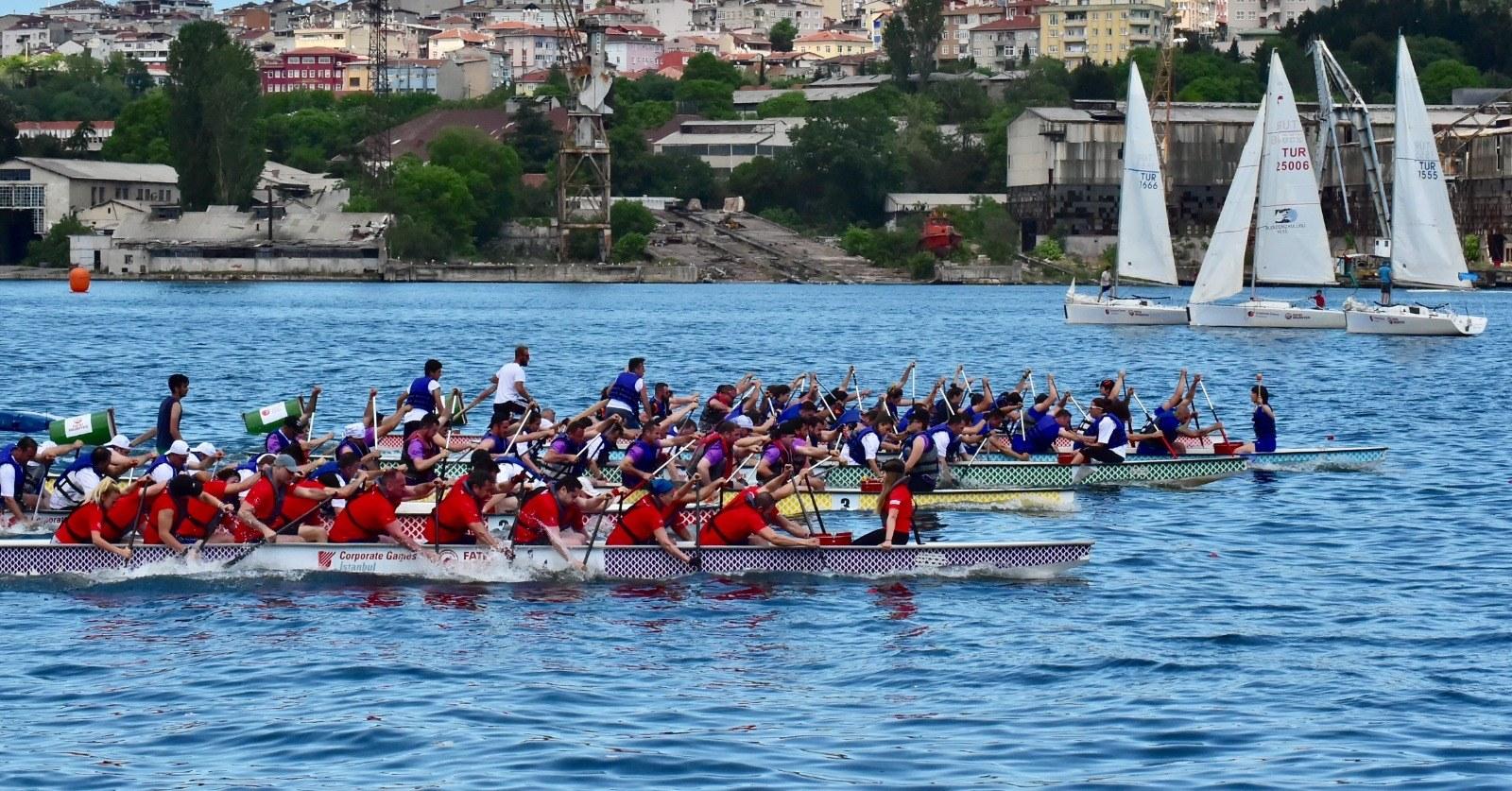 Haliç Su Sporları Festivali