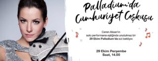 Palladium'da Cumhuriyet Coşkusu afiş