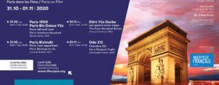 Sinema  ve Şehir Hafızası Serisi afiş