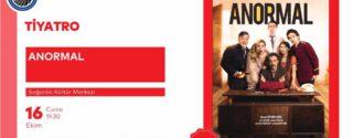 Anormal Tiyatro afiş