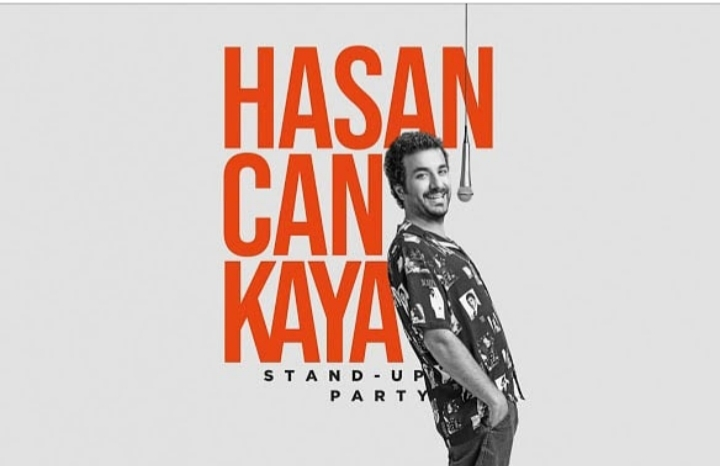 Hasan Can Kaya Stand – Up