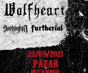 Wolfheart Konseri