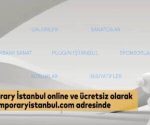15.Contemporary  İstanbul Online Fuarı