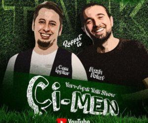 Cem İşçiler & Fazlı Polat – Çimen İnteraktif Talk Show – Yılbaşı Özel