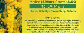 Bahara Merhaba Sergi afiş
