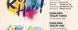 Beykoz'un Resim Hali afiş