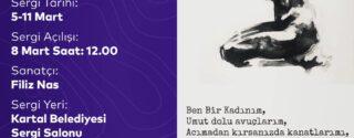 Denge Resim Sergisi afiş