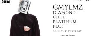Cem Yılmaz CMYLMZ Diamond Elite Platinium Plus afiş