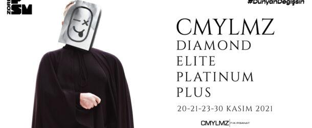 Cem Yılmaz CMYLMZ Diamond Elite Platinium Plus