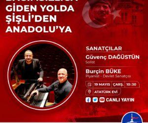 Bağımsızlığa Giden Yolda Şişli'den Anadolu'ya!