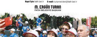 11.Gönüllü Turizm Elçileri afiş