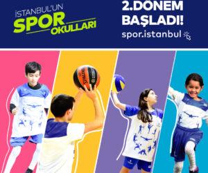 İstanbul'un Spor Okulları