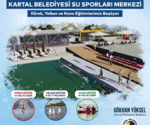 Kartal Belediyesi Su Sporları Merkezi