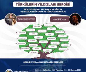 Türkülerin Yıldızları Sergisi