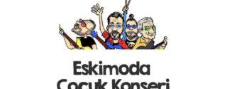 Eskimoda Çocuk Konseri afiş