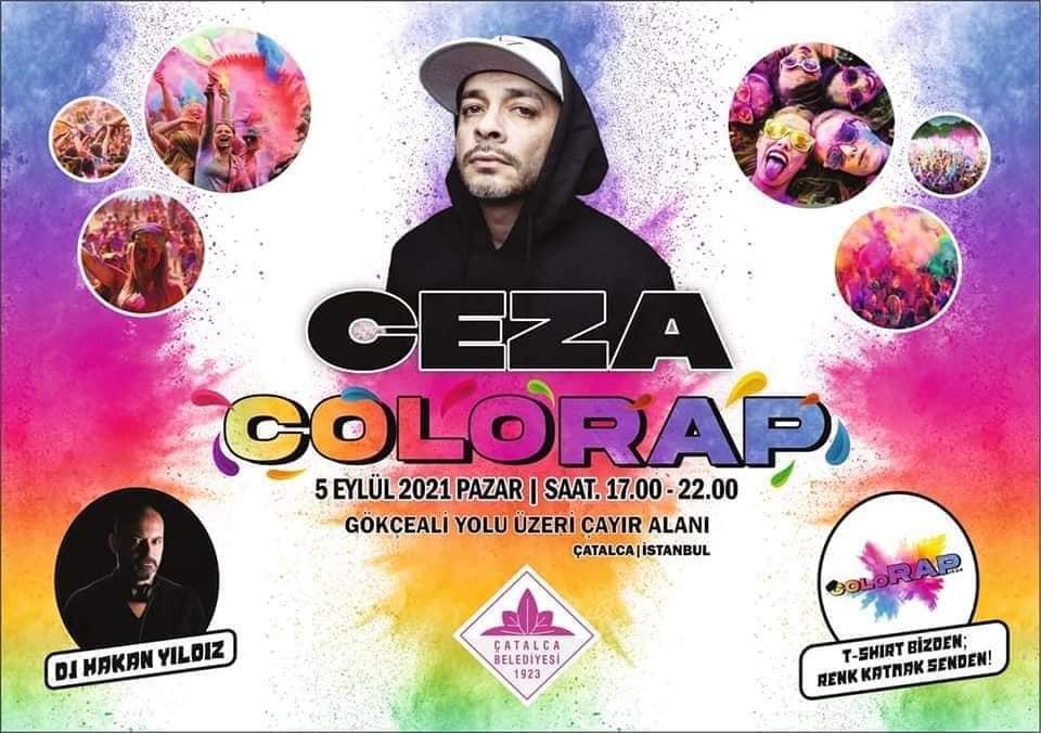 Colourap Ceza Konseri