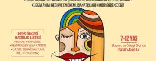 Tasarım Atölyesi Picasso ve Kübizm afiş