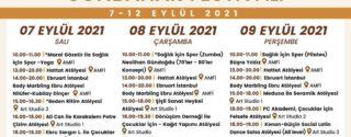 1. Maslak 1453 Sonbahar Festivali afiş
