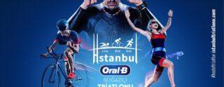 Kıtalararası Triatlon Yarışması Beykoz'da afiş