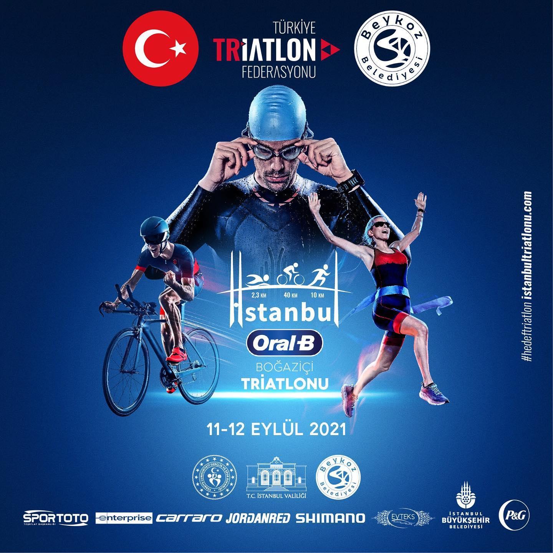 Kıtalararası Triatlon Yarışması Beykoz'da