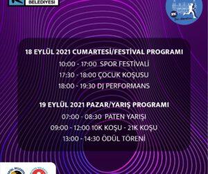 Kadıköy Yarı ve Maratonu Spor Festivali