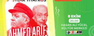Şah Damarım Tiyatro afiş