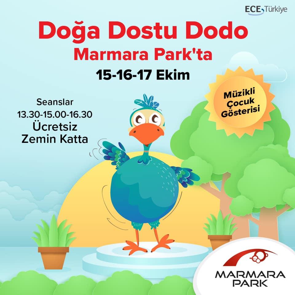 Doğa Dostu Momo Marmara Park'ta!